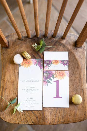 Vibrant Blossom Barn Wedding Inspiration With Creative Dessert Ideas – Deluxe Blooms – Natasha Cadman Photography 35