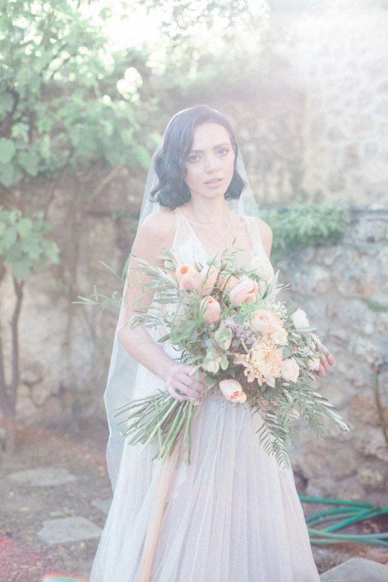 Whimsical Romantic Wedding Inspiration With Grace Kelly Vibes – Fiorello Photography 39
