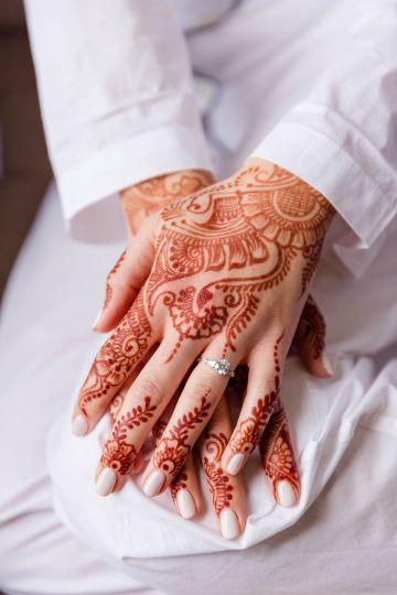 Beautiful Burgundy Hindu Fusion Wedding – Danielle Harris Photography 15