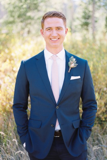 Colorful Colorado Wedding with Stunning Mountain Views – Callie Hobbs – Banks and Leaf 15