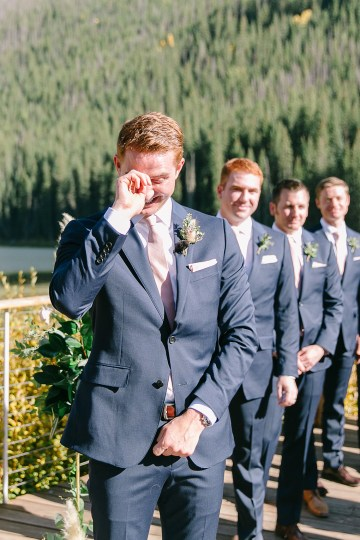 Colorful Colorado Wedding with Stunning Mountain Views – Callie Hobbs – Banks and Leaf 20