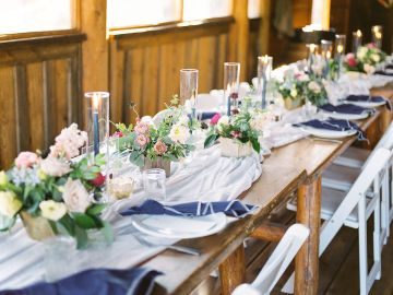 Colorful Colorado Wedding with Stunning Mountain Views – Callie Hobbs – Banks and Leaf 5