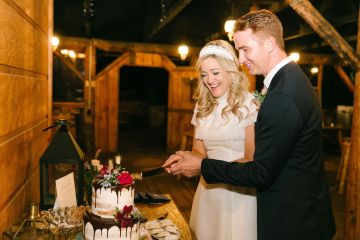 Colorful Colorado Wedding with Stunning Mountain Views – Callie Hobbs – Banks and Leaf 7