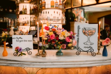 Colorful Retro Elopement Inspiration – Hope Helmuth Photography 9