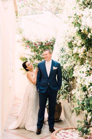 Dramatic Breathtaking Positano Destination Wedding – Lace and Luce Photography 13