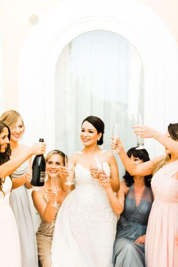 Dramatic Breathtaking Positano Destination Wedding – Lace and Luce Photography 18