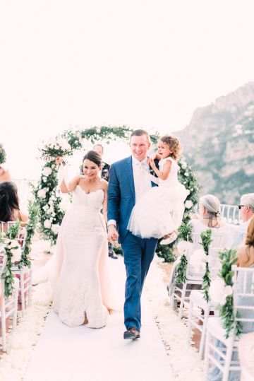 Dramatic Breathtaking Positano Destination Wedding – Lace and Luce Photography 23