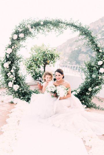 Dramatic Breathtaking Positano Destination Wedding – Lace and Luce Photography 24