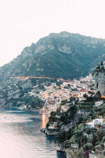 Dramatic Breathtaking Positano Destination Wedding – Lace and Luce Photography 7