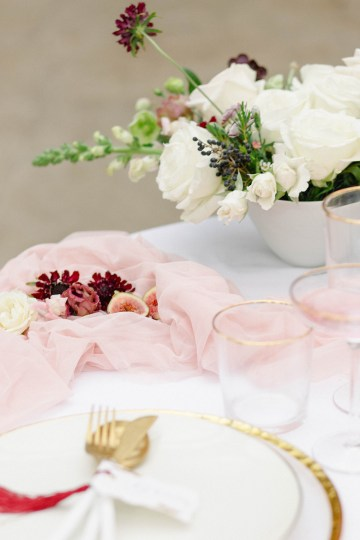 Elegant Berry and Cherry Red Wedding Inspiration – Claire Graham Photography 52