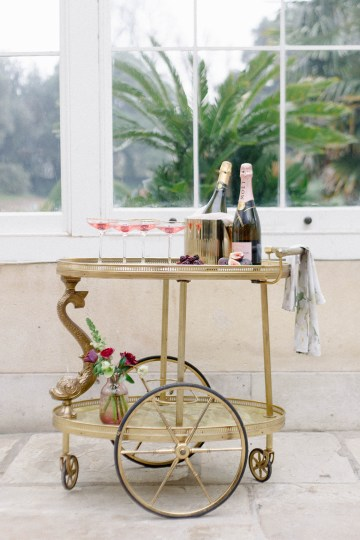 Elegant Berry and Cherry Red Wedding Inspiration – Claire Graham Photography 58