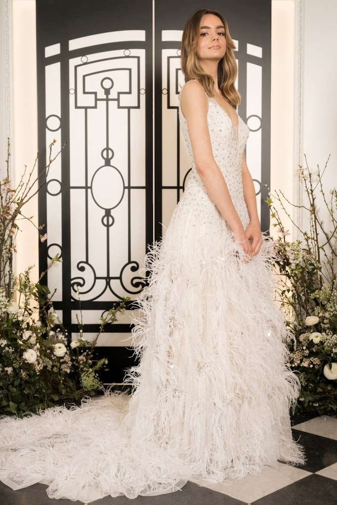 7d915567ca748c Destination Brides Will Love Jenny Packham s New Wedding Dress Collection