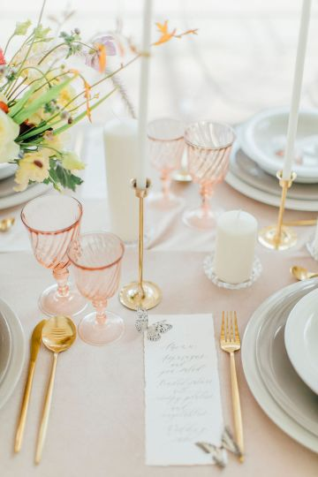 Pretty Butterfly Inspired Wedding Ideas – Anja Schneemann Photography 18
