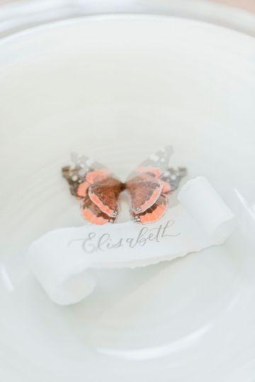 Pretty Butterfly Inspired Wedding Ideas – Anja Schneemann Photography 19