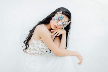 Pretty Butterfly Inspired Wedding Ideas – Anja Schneemann Photography 3
