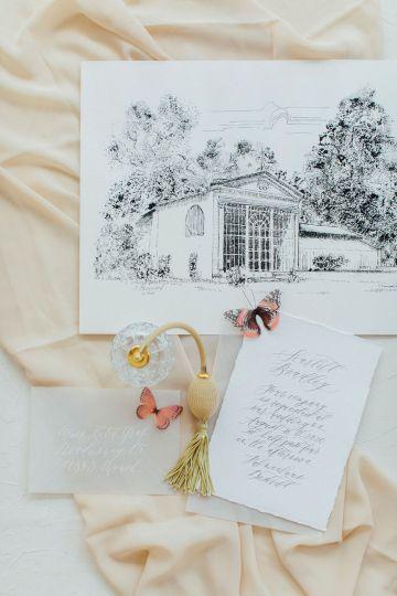 Pretty Butterfly Inspired Wedding Ideas – Anja Schneemann Photography 32