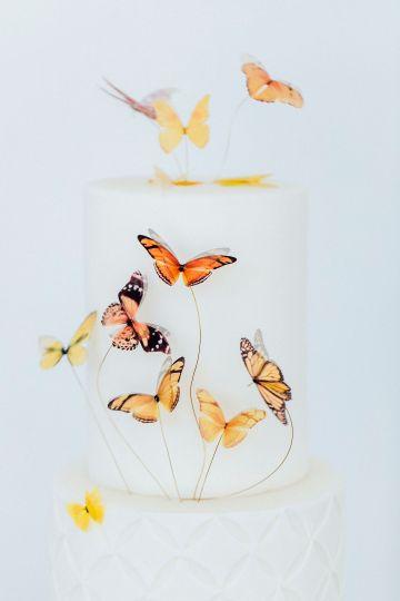 Pretty Butterfly Inspired Wedding Ideas – Anja Schneemann Photography 46