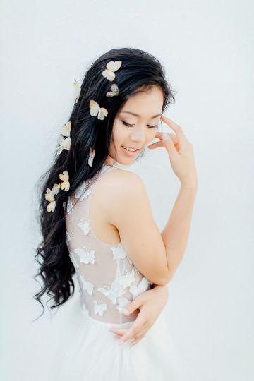 Pretty Butterfly Inspired Wedding Ideas – Anja Schneemann Photography 48