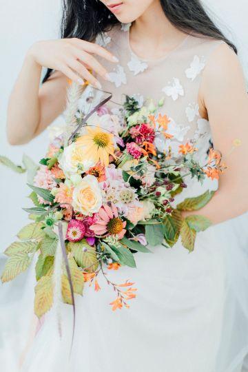 Pretty Butterfly Inspired Wedding Ideas – Anja Schneemann Photography 63