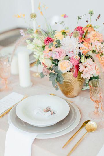 Pretty Butterfly Inspired Wedding Ideas – Anja Schneemann Photography 7