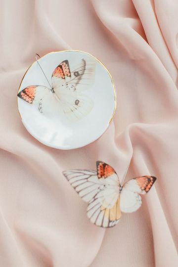 Pretty Butterfly Inspired Wedding Ideas – Anja Schneemann Photography 74
