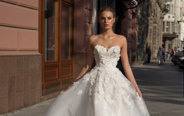 Riki Dalal's Sophisticated & Sexy Wedding Dress Collections