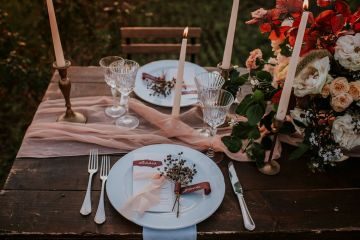Romantic Vintage Italian Winery Wedding Inspiration – Giulia Santarelli 11