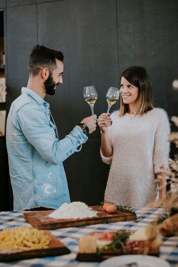 Romantic Vintage Italian Winery Wedding Inspiration – Giulia Santarelli 12