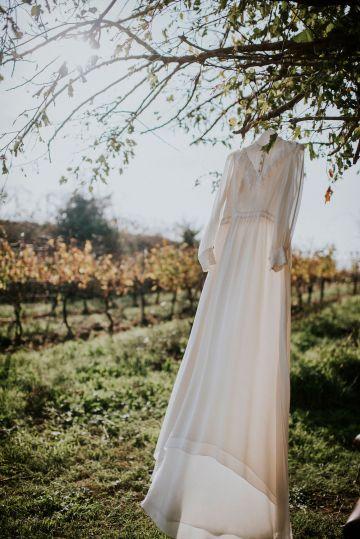 Romantic Vintage Italian Winery Wedding Inspiration – Giulia Santarelli 16