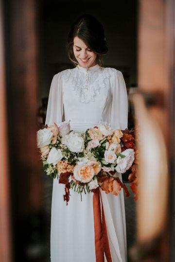 Romantic Vintage Italian Winery Wedding Inspiration – Giulia Santarelli 22
