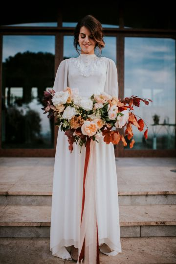 Romantic Vintage Italian Winery Wedding Inspiration – Giulia Santarelli 33
