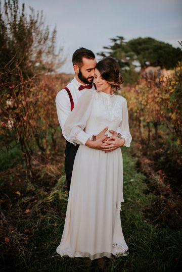 Romantic Vintage Italian Winery Wedding Inspiration – Giulia Santarelli 37