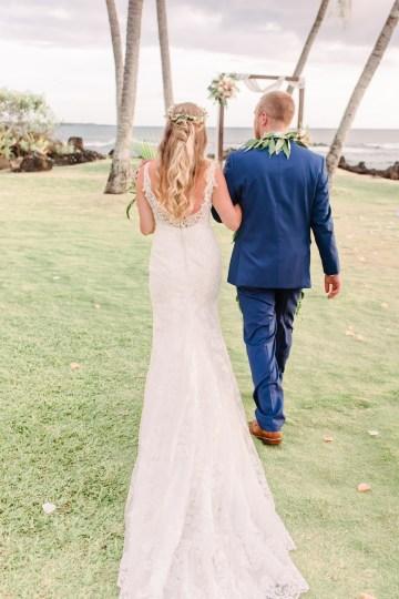 Tropical Maui Lava Field Wedding – Marlayna Photography 50