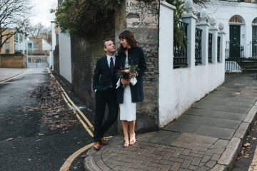 City Chic London Town Hall Winter Wedding – Miss Gen Photography 10