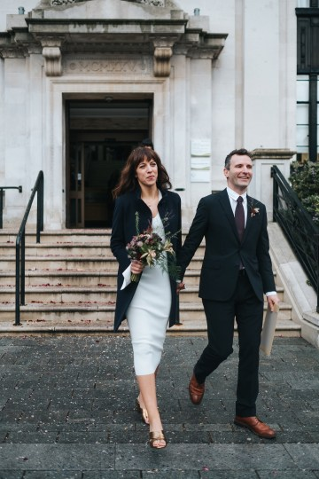 City Chic London Town Hall Winter Wedding – Miss Gen Photography 27