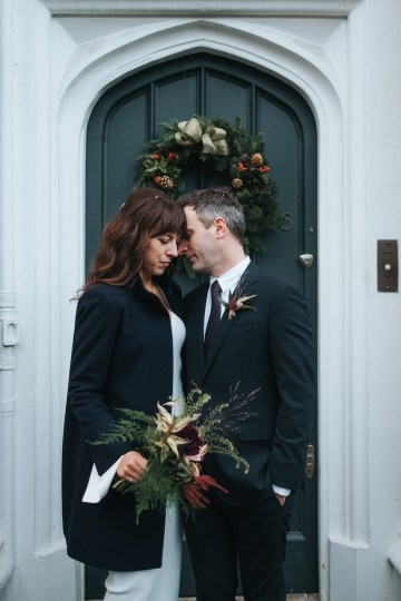 City Chic London Town Hall Winter Wedding – Miss Gen Photography 32