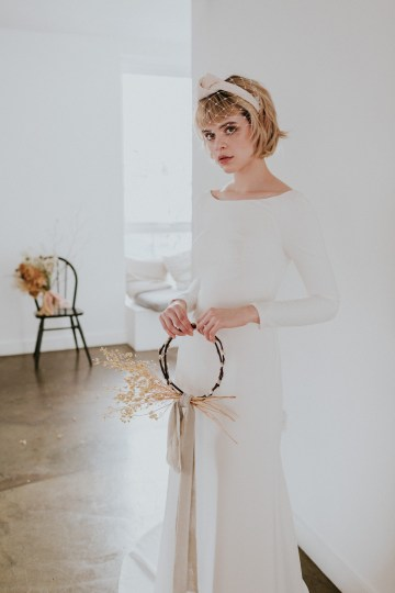 Dried Florals and Modern Minimalistic Wedding Inspiration – Maja Tsolo Photography 22