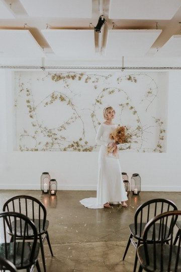 Dried Florals and Modern Minimalistic Wedding Inspiration – Maja Tsolo Photography 32