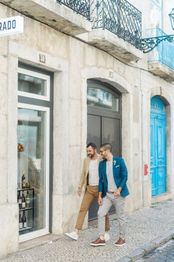 Organic Technicolor Lisbon Gay Elopement Inspiration – Happy Together Films – Adriana Morais Fotografia 48