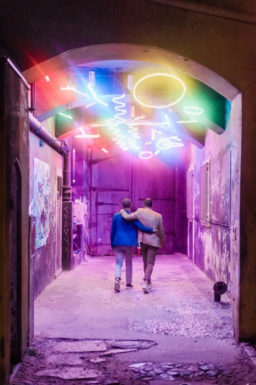 Organic Technicolor Lisbon Gay Elopement Inspiration – Happy Together Films – Adriana Morais Fotografia 49