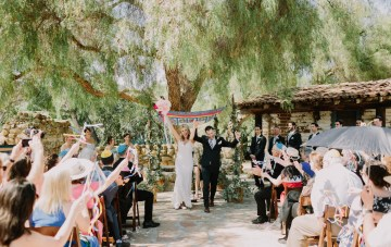 Colorful South African Inspired Wedding In Southern California