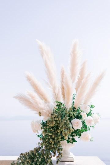 Modern Fashion-Forward Black White and Pink Greek Wedding Inspiration – Panos Demiropoulos 2