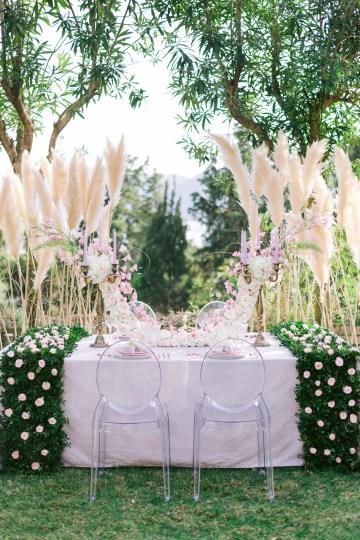 Modern Fashion-Forward Black White and Pink Greek Wedding Inspiration – Panos Demiropoulos 27