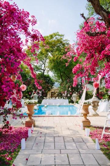 Posh Mallorca Pool Party Wedding at a Rustic Spanish Villa – Sandra Manas 26