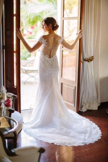 Posh Mallorca Pool Party Wedding at a Rustic Spanish Villa – Sandra Manas 38