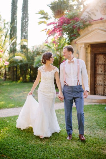 Posh Mallorca Pool Party Wedding at a Rustic Spanish Villa – Sandra Manas 42