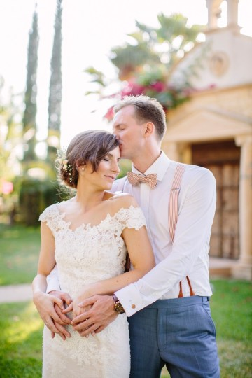 Posh Mallorca Pool Party Wedding at a Rustic Spanish Villa – Sandra Manas 43