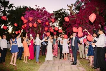 Posh Mallorca Pool Party Wedding at a Rustic Spanish Villa – Sandra Manas 58