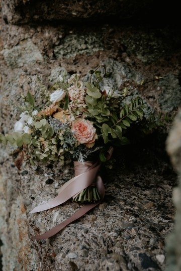 Rose Gold and Copper Cinque Terre Fall Wedding Inspiration – Di Luce e d Ombra – Greta Betton Wedding Planner 17