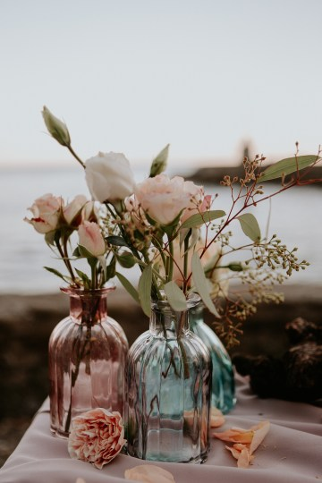 Rose Gold and Copper Cinque Terre Fall Wedding Inspiration – Di Luce e d Ombra – Greta Betton Wedding Planner 26